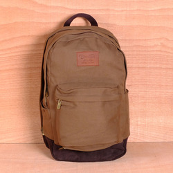 Brixton Basin Backpack - Sepia