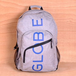 Globe Jagger Backpack - Grey/Ink