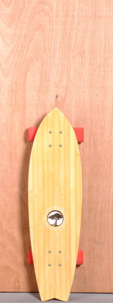 "Arbor 31.75"" GB Sizzler Longboard Complete - Bamboo"