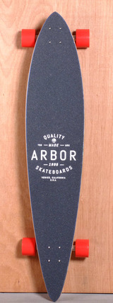 "Arbor 46"" Timeless Pin Longboard Complete - GT"