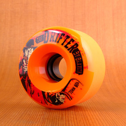 Gravity Drifter 70mm 80a Wheels - Orange