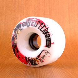 Gravity Drifter 70mm 77a Wheels - White