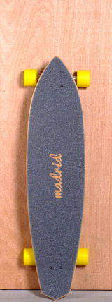 "Madrid 38.75"" Surftype Longboard Complete - Bamboo"