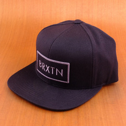 Brixton Rift Hat - Black