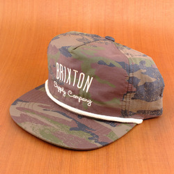 Brixton Driven Hat - Camo