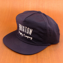 Brixton Driven Hat - Black