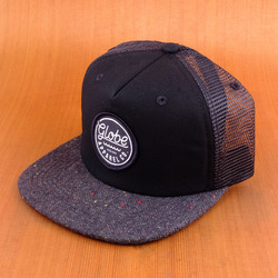 Globe Explorer Trucker Hat - Navy