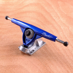 Randal RII 180mm Trucks - 50 Degree Candy Blue