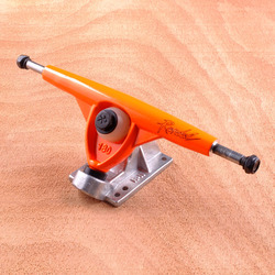 Randal RII 180mm Trucks - 50 Degree Fluorescent Orange