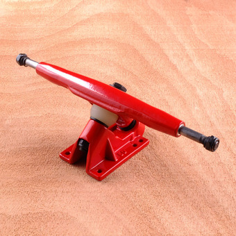 Randal RII 180mm Trucks - 50 Degree Red