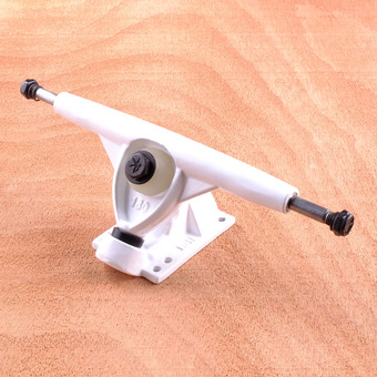 Randal RII 180mm Trucks - 50 Degree White
