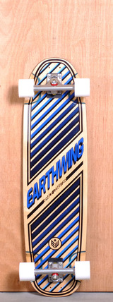 "Earthwing 37"" Space Coaster Longboard Complete"