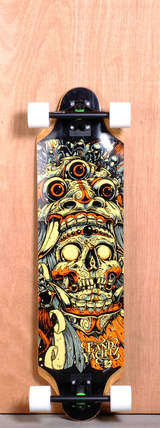 "Landyachtz 36.5"" Top Speed Longboard Complete"