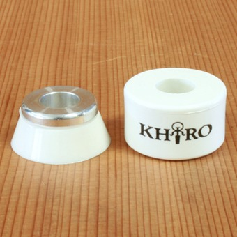 Khiro KBAC1 73a White Bushings