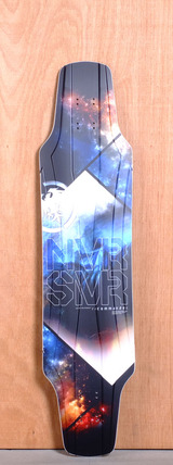 "Never Summer 41.5"" Commander Longboard Deck"
