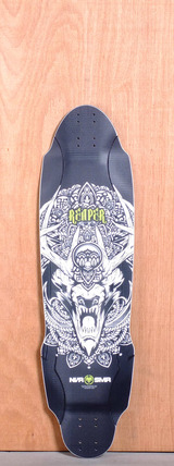 "Never Summer 37.5"" Reaper Longboard Deck"