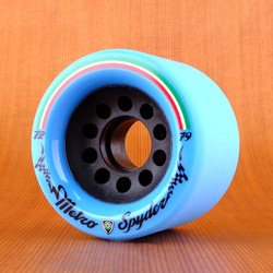 Metro Spyder 72mm 79a Wheels - Blue