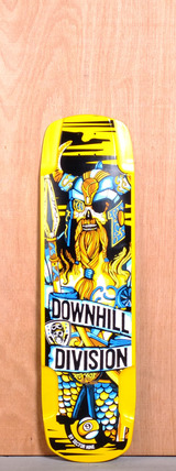 "Sector 9 36"" Barge Longboard Deck"