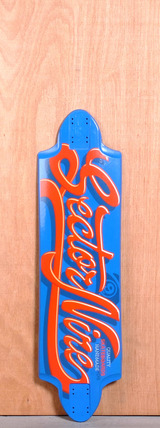 "Sector 9 35.5"" Rocker Longboard Deck"