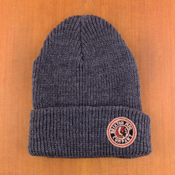 Brixton Rival Beanie - Heather Grey