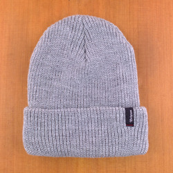 Brixton Heist Beanie - Light Heather Grey