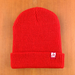 Landyachtz Knit Beanie - Red