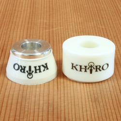 Khiro KBAC2 73a White Bushings