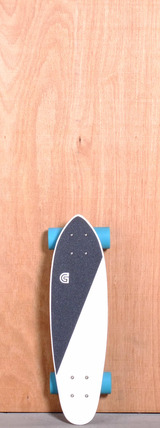 "GoldCoast 24"" Conflict Longboard Complete - Mod"