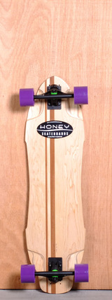"Honey 36"" DFR Longboard Complete"