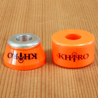 Khiro KBAC2 79a Orange Bushings