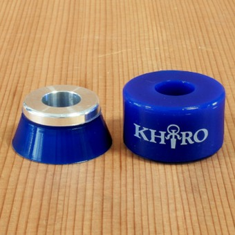 Khiro KBAC1 85a Blue Bushings