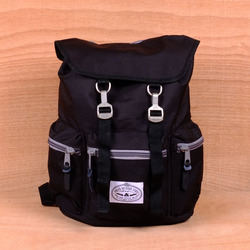 Poler Roamers Backpack - Black