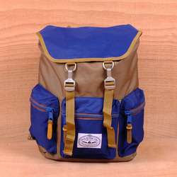 Poler Roamers Backpack - Olive/Navy