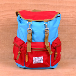 Poler Roamers Backpack - Sky/Red