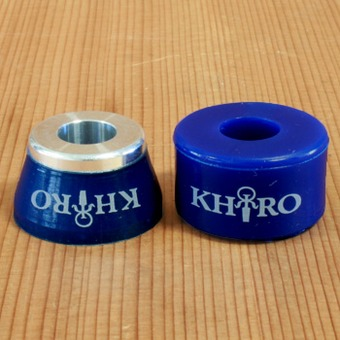 Khiro KBAC2 85a Blue Bushings