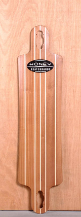 "Honey 42"" Velocity Longboard Deck"