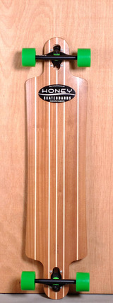 "Honey 42"" Velocity Longboard Complete"