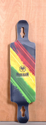 "Never Summer 40"" Hooligan Longboard Deck - V1"