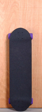 "DB 36.4"" Robot Special Longboard Complete"