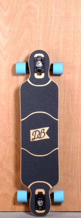 "DB 38"" Urban Native Longboard Complete"