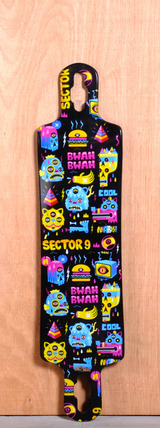 "Sector 9 40.5"" Feast Longboard Deck"