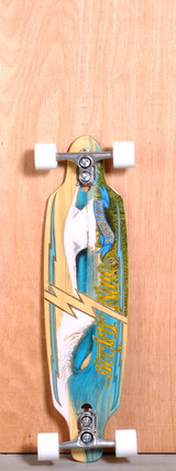 "Sector 9 33.5"" Shoots Longboard Complete"