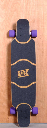 "DB 40"" Single Speed V2 Longboard Complete"