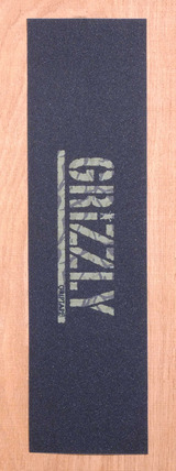 "Grizzly Stamp Print Grip Tape 9"" X 33"" Sheet - Camo"