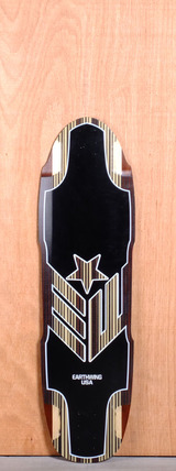 "Earthwing 36.5"" Carbon Hoopty Longboard Deck"