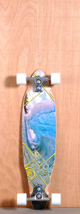 "Sector 9 33"" Chamber Longboard Complete"