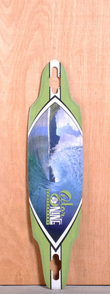 "Sector 9 38"" Drifter Longboard Deck - Big Blue"