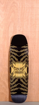 "Rayne 32.5"" Catalyst Longboard Deck"