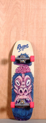 "Rayne 32.5"" Catalyst Longboard Complete"