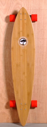 "Arbor 46"" Timeless Pin Longboard Complete - Bamboo"
